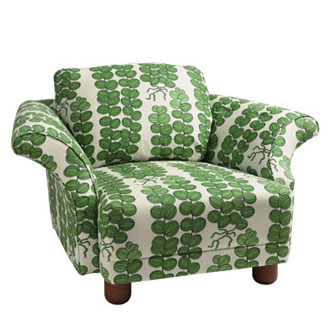 Josef Frank Liljevalch Easy Chair and Sofa