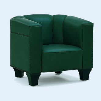 Josef Hoffmann Palais Stoclet Seating