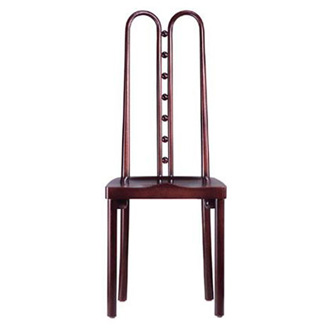 Josef Hoffmann Siebenkugelstuhl Chair