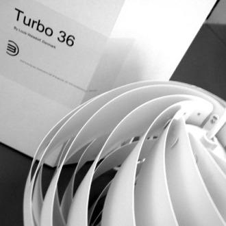 Louis Weisdorf Turbo Lamp