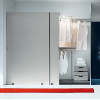 Luciano Bertoncini Action Wardrobe System