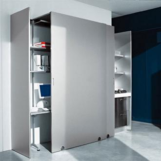 Luciano bertoncini action wardrobe system - Armoire en plastique pas cher ...