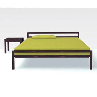 Luciano Bertoncini Woody Bed