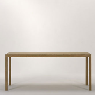 Maarten Van Severen Wood Table