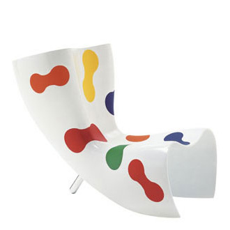 Marc Newson Felt Chair Limited Edition