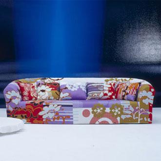 Marcel Wanders Print Sofa