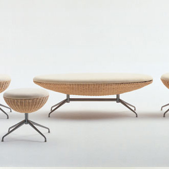 Marco Piva Balloon Seating Collection