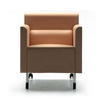 Miguel Angel Ciganda Carla Armchair and Sofa