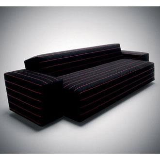 Monica Förster Pinstripe Sofa