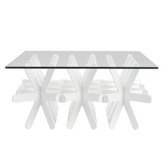 Nendo Snow Table