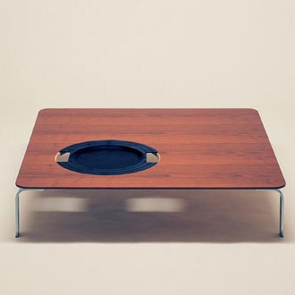Norway Says Echo Table