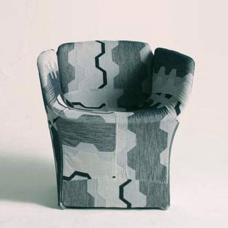 Patricia Urquiola Bloomy Seating Collection
