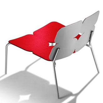 Patricia Urquiola Leaves Lounge Chair