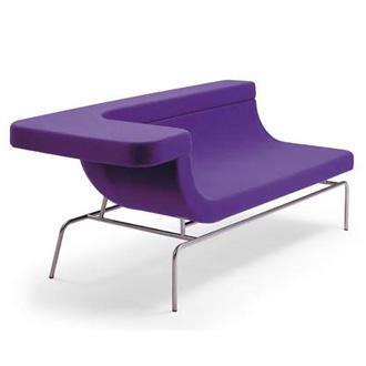 patrick norguet what s up chaise longue. Black Bedroom Furniture Sets. Home Design Ideas