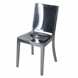Philippe starck emeco hudson chair for Philippe starck chair
