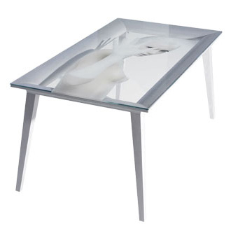 Philippe starck frame table for Philippe starck glass table