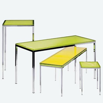 Philippe Starck Jelly Slice Table