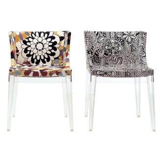 Philippe starck mademoiselle armchair - Chaise mademoiselle starck ...