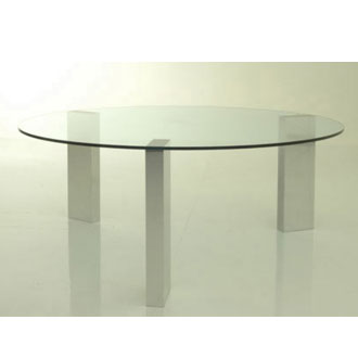 Piero Lissoni Beam Glas Table