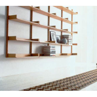 Piero Lissoni and Lorenzo Porro Bibliotech Bookcase