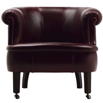 Poltrona Frau Club Armchair