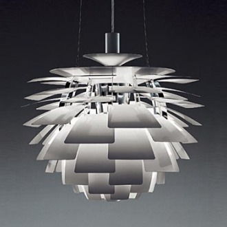 poul henningsen ph artichoke lamp. Black Bedroom Furniture Sets. Home Design Ideas