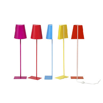 R'Pure Studio Fiftyfifty Floor Lamp