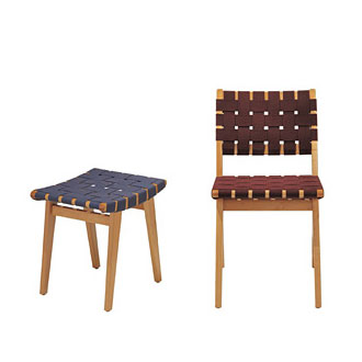 Furniture side chairs risom side chair jens risom - Jens risom side chair ...