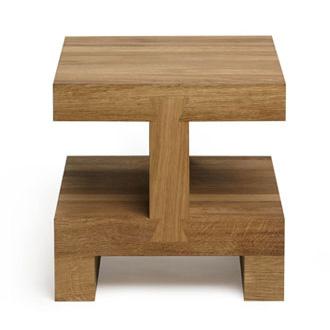 Roderick Vos Small Square Gelderland Table