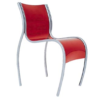 Ron Arad FPE (Fantastic Plactic Elastic) Chair