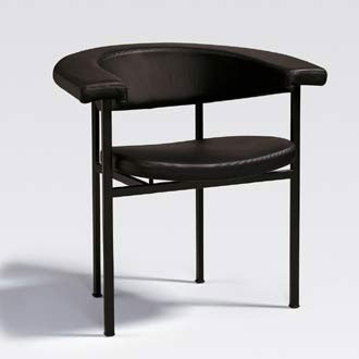 Rudolf Wolf Meander Chairs Series