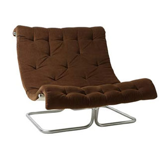 Ruud Ekstrand Toad Lounge Chair
