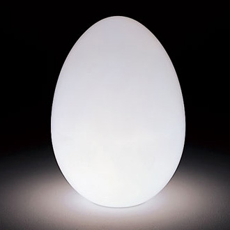 Egg lamp light
