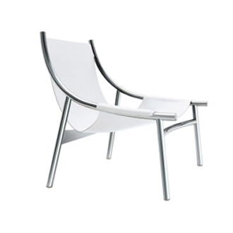 Stefano gallizioli mira armchair with chaise schmidt for Chaise schmidt