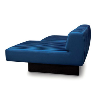Stephen Burks Pleats Seating