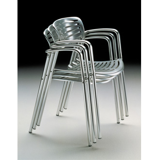 Jorge Pensi Toledo Stacking Chair