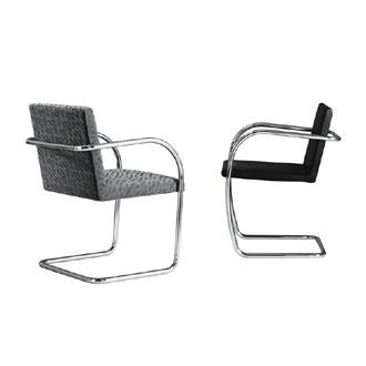 Ludwig Mies van der Rohe Tubular Brno Chair