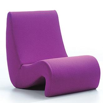 Verner Panton Amoebe Chair