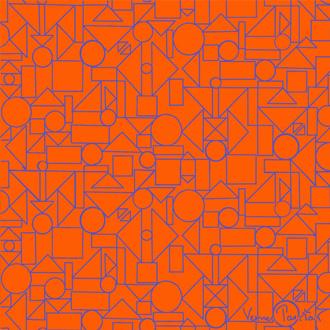 Verner Panton IX Carpet