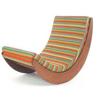 Verner Panton Relaxer Rocking Chair