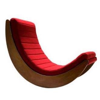 category rocking chairs verner panton relaxer rocking chair the danish