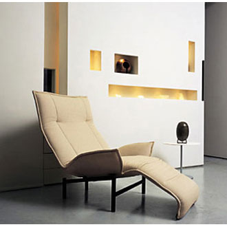Vico Magistretti Veranda Armchair and Sofa