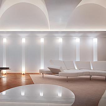 Achille Castiglioni Stylos Floor Lamp