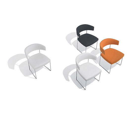 Alberto Lievore, Jeannette Altherr and Manel Molina Tauro Chair