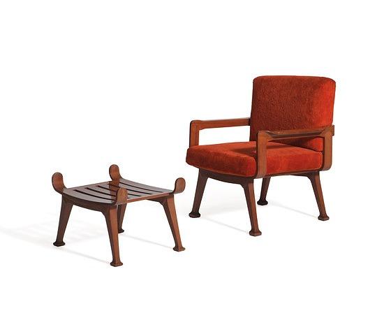 Alberto Salvati and Ambrogio Tresoldi Small Armchair