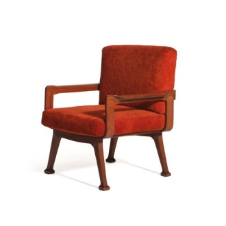Alberto Salvati and Ambrogio Tresoldi Small Armchair