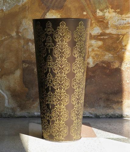 Albino Celato Damasco Vase