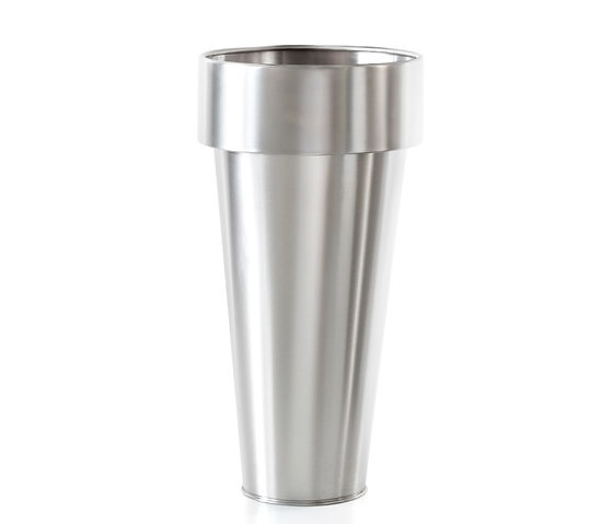 Albino Celato Delta And Omega Vase