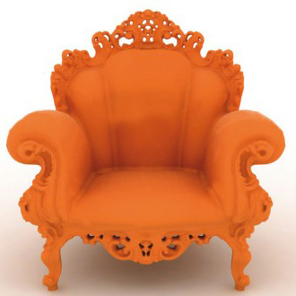 Alessandro Mendini Magis Proust Armchair