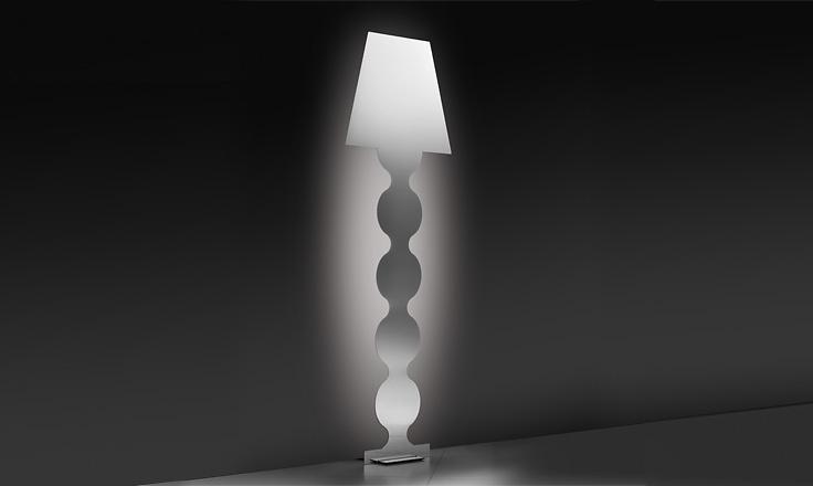 Alessio Bassan Symbol Floor Lamp